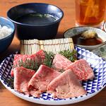 焼肉 YOKOHAMA 045  - 上塩焼きランチ