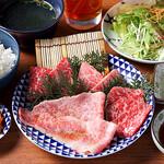 焼肉 YOKOHAMA 045  - 和牛ランチ