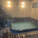 山ばな平八茶屋 - お風呂