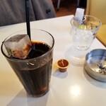 リーム - アイスコーヒー。