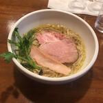 洋食ラーメンBUONO! - 料理写真:洋食ラーメンホワイト