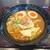 カレーハウス CoCo壱番屋 - うまこくカレーラーメン+煮玉子(827円)2020年2月