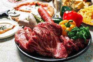 ピッツェリア&トラットリア アイドリック - 豪快BBQのお肉。