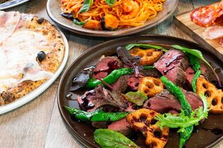 ピッツェリア&トラットリア アイドリック - メイン料理も凝ってます。