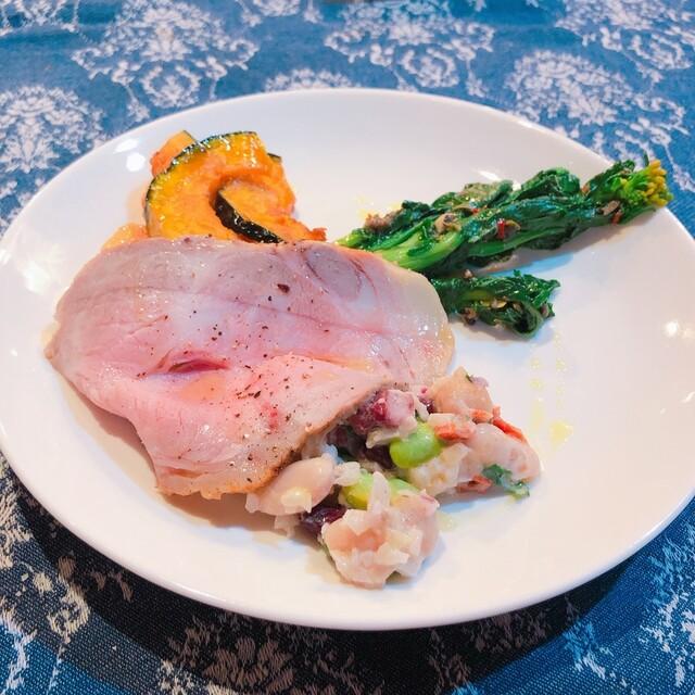 ベッラ ルーナの料理の写真