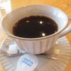 カフェ温心 - ドリンク写真:セットにしたホットコーヒー