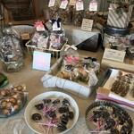 児玉久美菓子製作 - 料理写真:なんて魅力的な焼き菓子やチョコレートでしょう!(2020.2.21)