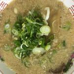 中華そば ますたに - 焼豚麺並
