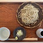 そば切り なかむら - セイロ蕎麦