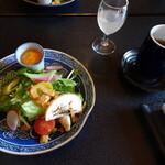 Genjiyama - ウエルカムドリンクと前菜