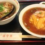 12592303 - 天津丼セット650円