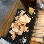 串焼き。ビストロガブリ -