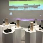 長谷川栄雅  - 日本酒のアートなプレゼンテーション