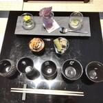 長谷川栄雅  - ラシームの高田裕介シェフによる小品×日本酒 長谷川栄雅