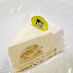 レモンドロップ - 料理写真:バナナクリームパイ497円税込w