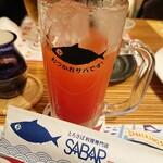 とろさば料理専門店SABAR -