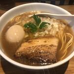 煮干し中華そば 三四郎 - 料理写真: