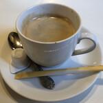 グリル ド ビエント - ホットコーヒーも!