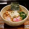 なな蓮 - 料理写真:☆【なな蓮】さん…水曜日お昼限定 煮干しそば(≧▽≦)/~♡☆