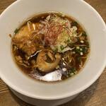 中華バルSAISAI。 - 白ネギしょうゆ麺