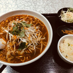 125937565 - マーラー刀削麺 750円