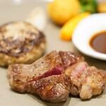 肉料理ふくなが - 料理写真:近江牛