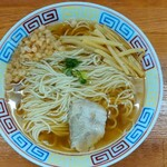 麺屋十郎兵衛 - 料理写真:朝ラーメン¥500