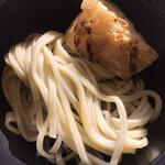 武藏 - 朝食ビュッフェ3080円(税込み)。布海苔入りそばアップ。つるんと喉越し良く、美味しくいただきました(^。^)
