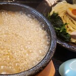 竹本商店☆つけ麺開拓舎 - 魚介豚骨つけ麺