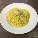 洋麺バルPastaBA - 極みシリーズペペロンチーノSet(900円)