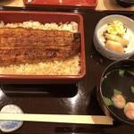 akasakafukinuki - ランチうな重