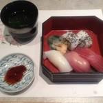 四季の里 和平 - お寿司