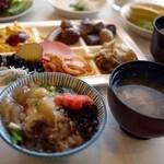 休暇村館山 - 料理写真: