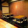 萬屋 遊蕎 - 内観写真:4人掛けテーブルをつなげると8名様まで対応可能です。