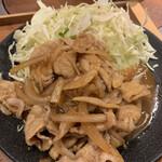 Nikunoyamakin - 豚盛り大盛