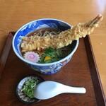松月庵 - 天ぷら蕎麦