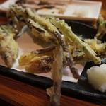 かみしま - 山菜天ぷら
