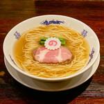 中華蕎麦にし乃 - ☆シンプル中華蕎麦(#^.^#)☆