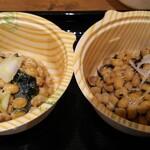 Nattoukoubousendaiya - わかめ納豆・ひじき納豆