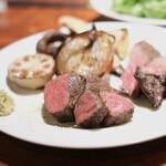 ビストロ カルネジーオ - 肉2種盛り合わせ