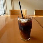 SPUDS - アイスコーヒーです。