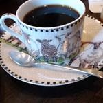 ラ・ヴァチュール - コーヒー