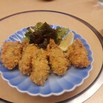 ASSEかなわ - 牡蠣フライ