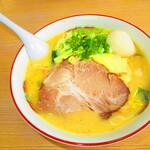 125971879 - 野菜味噌ラーメン 850円(税込)【2020年2月】