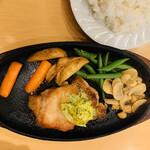 コトブキ - 上ソテー定食