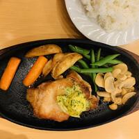 コトブキ-上ソテー定食