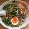 キブサチ - 料理写真:豆乳坦々麺