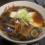 すみれ - 醤油ラーメン ¥900-
