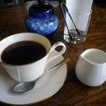 かもめや - ドリンク写真:チコリコーヒー 450円