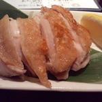 ちょいと。栞屋 - 高坂鶏塩焼き